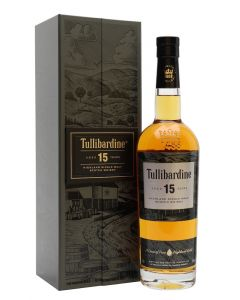 Tullibardine 15 Year Old Highland Single Malt Whisky 70cl 43%