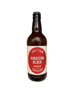 Tutts Clump Kingston Black Cider 50cl 5.5%