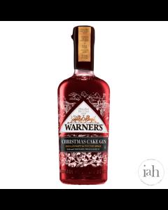 Warners Christmas Cake Gin 70cl