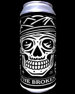 Black Iris Broken Bones IPA 6.5% 44cl