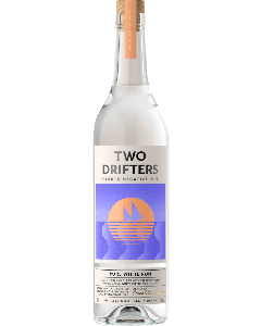 Two Drifters White Rum 70cl