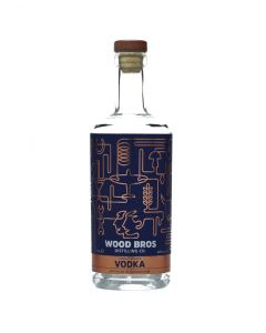 Wood Brothers Vodka