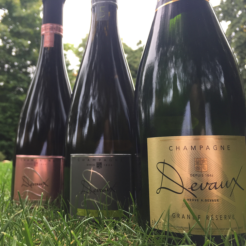 Devaux Champagne Tasting - Newbury 16th Nov.  SORRY - NOW SOLD OUT
