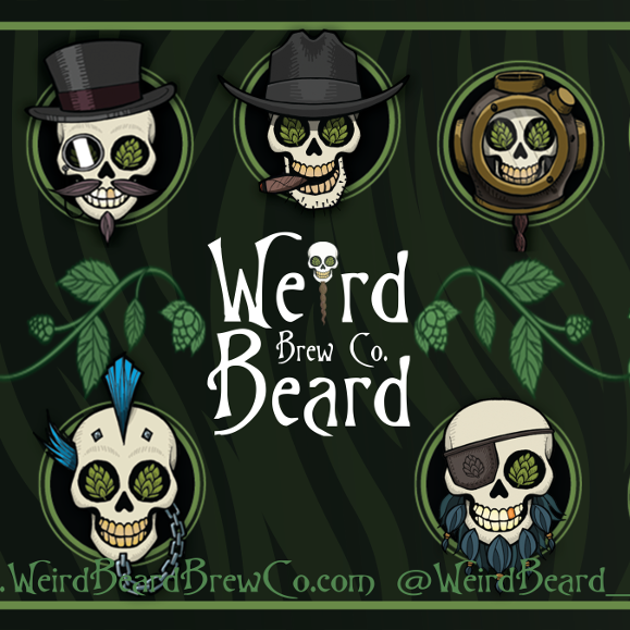 Weird & Wild - Meet the brewers, enjoy the beers of Weird Beard & Wild Weather May 10th 2019 7.15pm