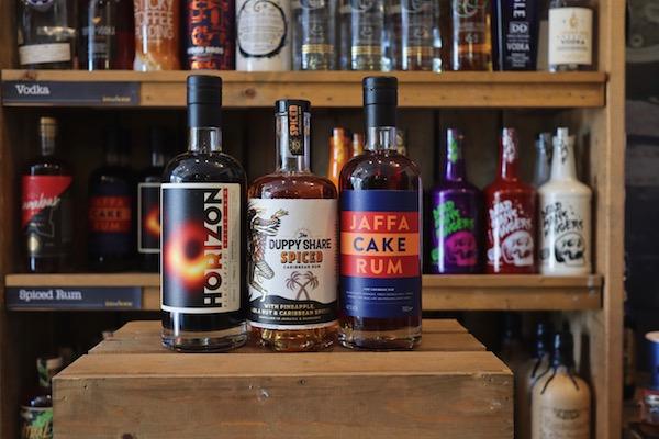Warming Spiced Rum
