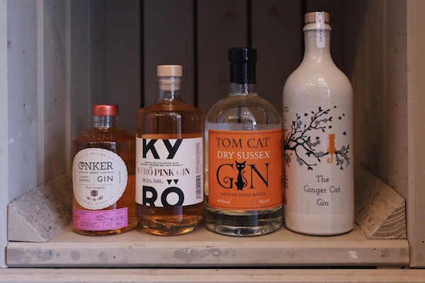 New Gin Favourites