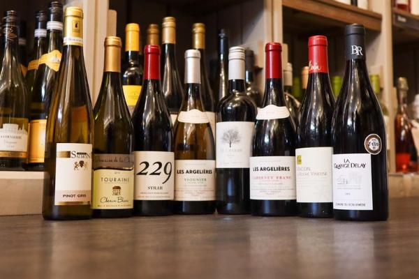 Wine - 10% off any 6