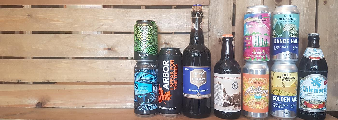 10% discount on any 12 or more bottles/cans
